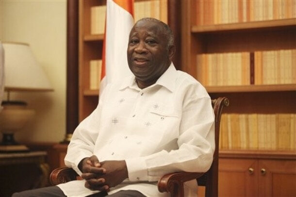 INTERVIEW DU PRÉSIDENT LAURENT GBAGBO A L'ONUCI FM.