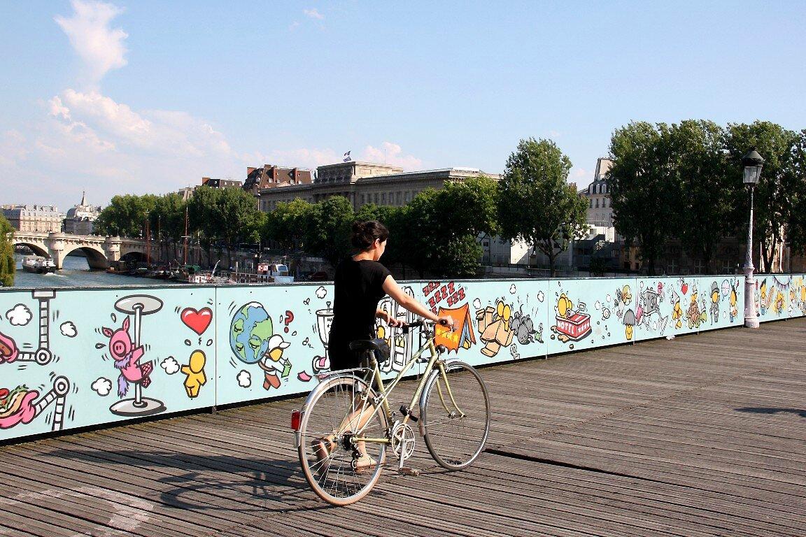 Pont des arts, Jace_8291