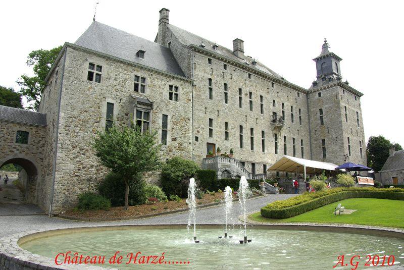 Château d'Harzé