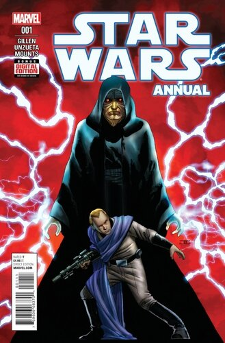 marvel star wars annual 01