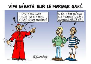 mariage gay web