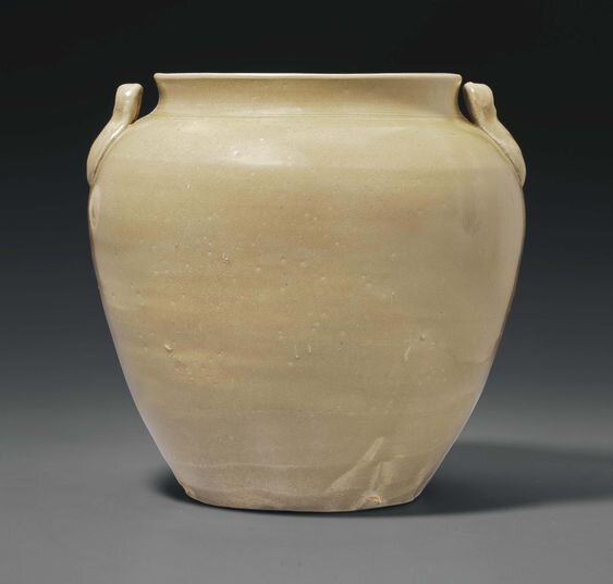 A Yueyao jar, China, Tang dynasty, 8th-9th century