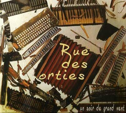 Rue des orties Album 2014