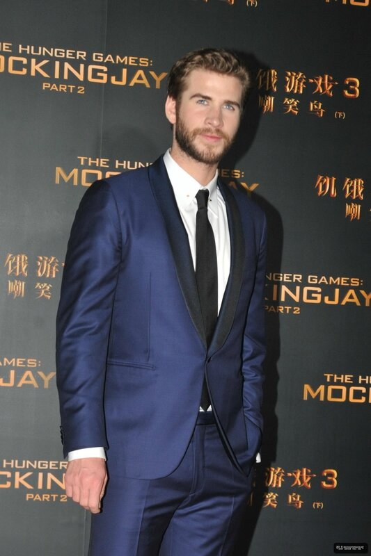 Hunger Games Mockingjay Part 2 Beijing Premiere 08