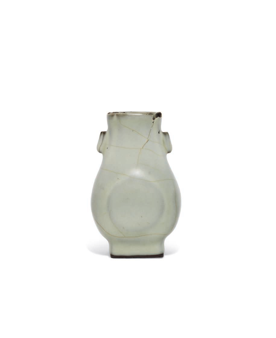 A very rare small guan vase, hu, Song dynasty (960-1279)