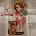 Laura Ingalls by Eunomia