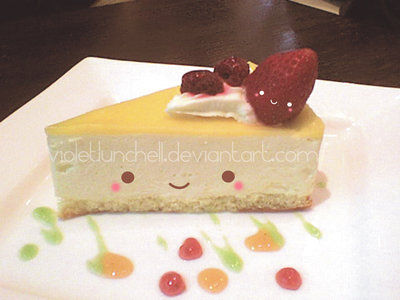 Kawaii_cheese_cake_by_VioletLunchell