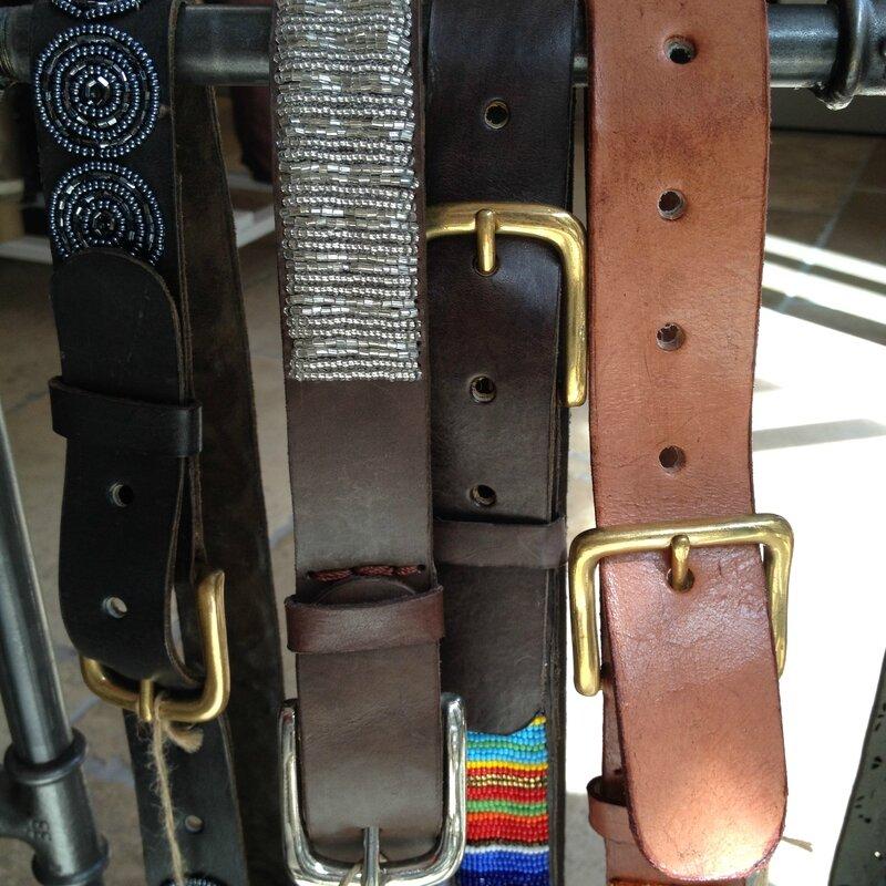 Aspiga ceintures Boutique Avant-Après 29 rue Foch 34000 Montpellier