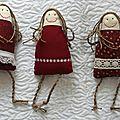 Trois petits anges