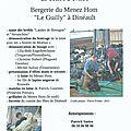 Dumanche 15 mai : 2ème journee de la tonte et de la laine - 11h - 17h