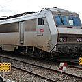BB 26005 Grise, dépôt de Bordeaux