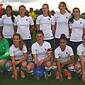 FRANCE U19 F - FC SAND 05 MAI 2015 ( D1 BUNDESLIGUE )