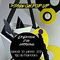 Stage oh pop-up