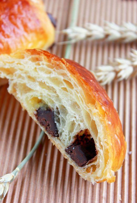 Petit pain chocolat et amande4