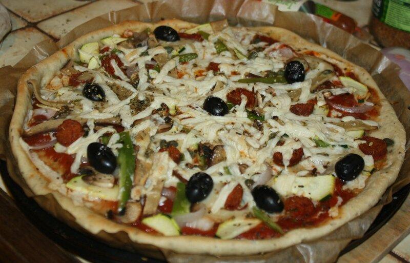 2013-12-14 pizza maison