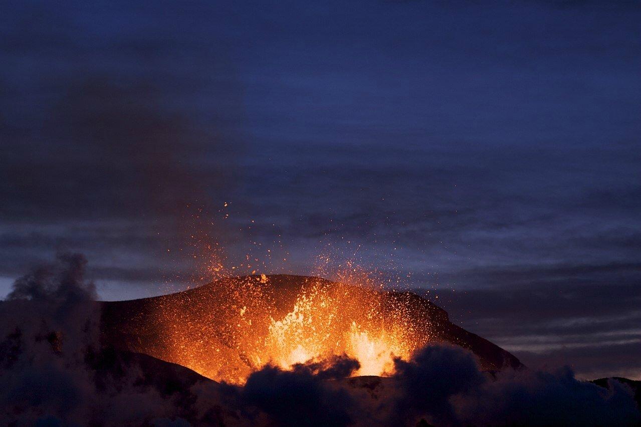 Le volcanisme explosif