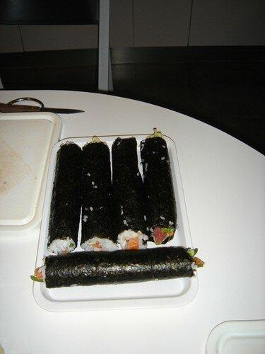 Sushis d'Emilie 8