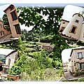 Le pittoresque village de saint-haon-le-châtel