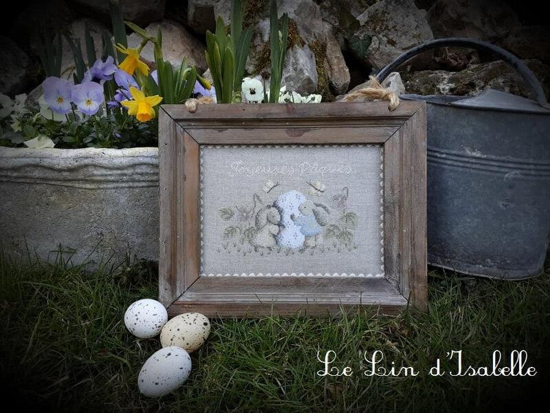 petits lapins de pâques 2