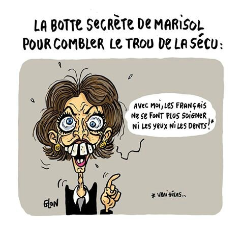 ps marisol meuniere touraine humour securite sociale