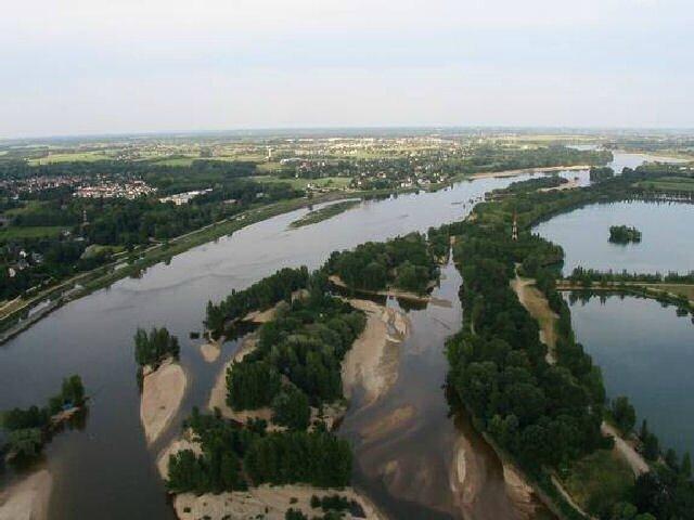 La Loire à Orleans