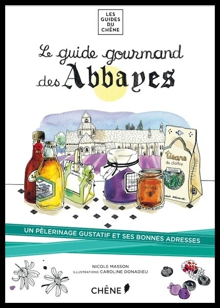 le guide gourmand des abbayes 1