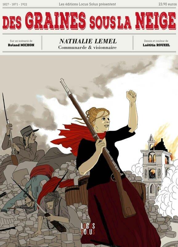 NATHALIE LEMEL BD 1ère couv