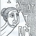 I am what i am par lorna cherot // 70s // (illustration heather wreckage)