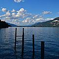 Le lac du bourget le temps d'une journée