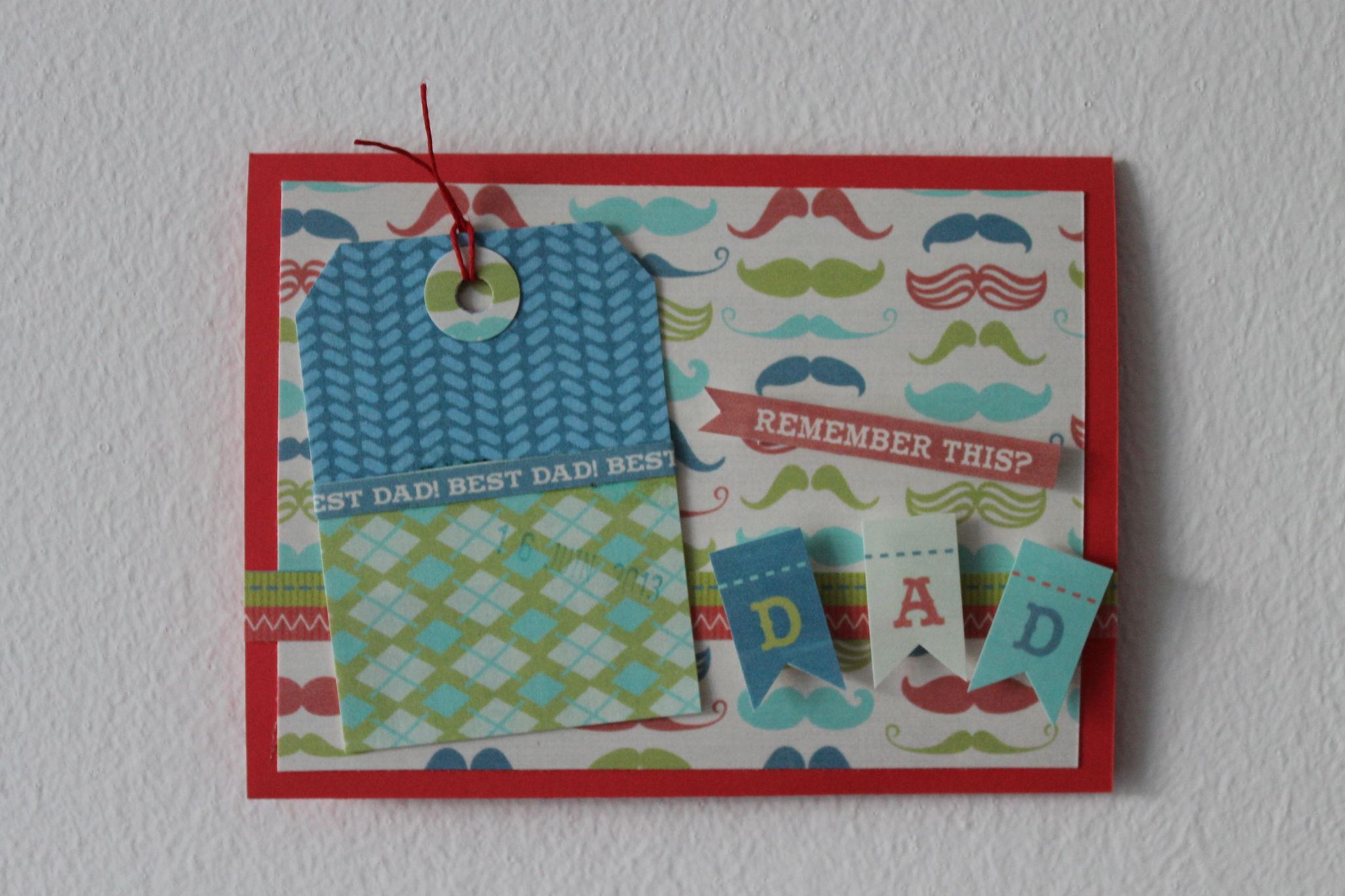 carte fête des pères 2013