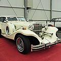 Excalibur phaeton série iv cabrio 1984