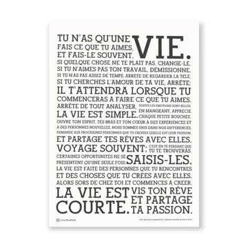 vie en français