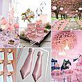 Mariage *pure romance, la vie en rose*