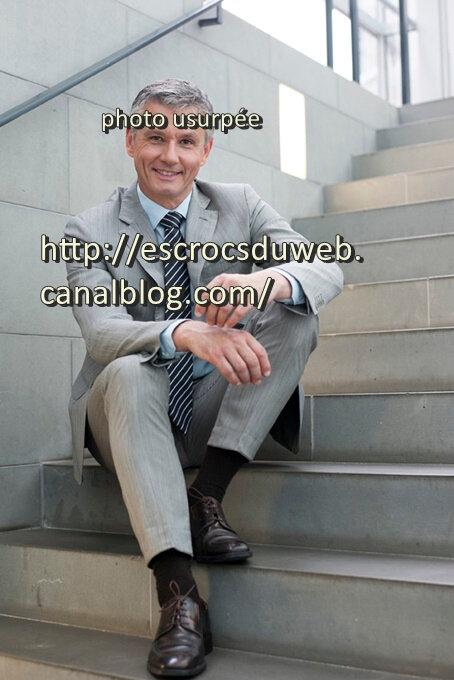 Siegfried Foster - acteur , mannequin , usurpé