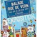 Balade rue de Vern 2011