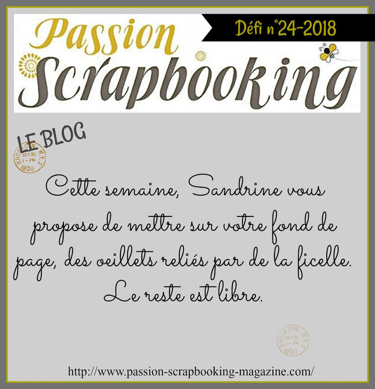 défi 24-2018 sandrine oeillets reliés fond de page