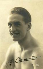 CPA Georges Carpentier