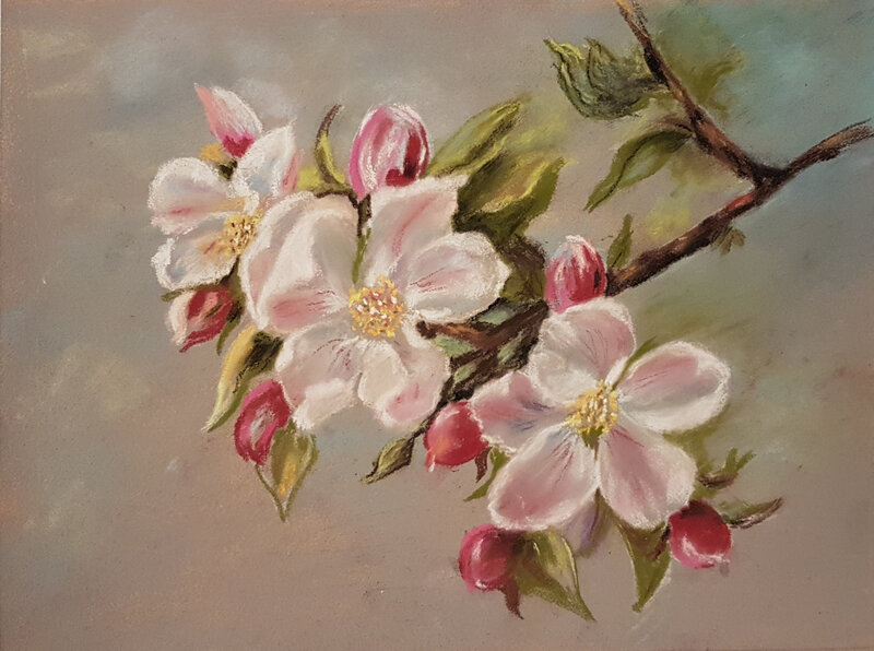 fleurs de pêcher (2)