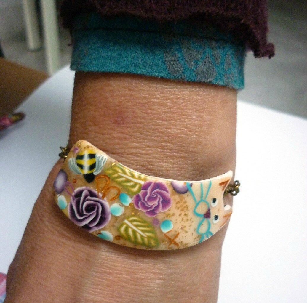 bracelet chat Hector_6