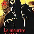 Johann chapoutot : « pour les nazis, 1933 liquide 1789 et ses suites »