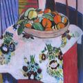 Henri Matisse 3nature morte aux oranges