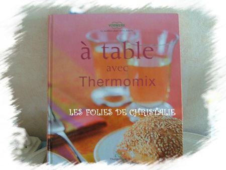 à table avec Thermomix