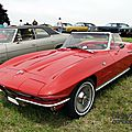 Chevrolet corvette sting ray convertible-1964