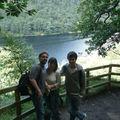 Glendalough, le lac supérieur