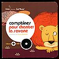 comptines pour chanter la savane
