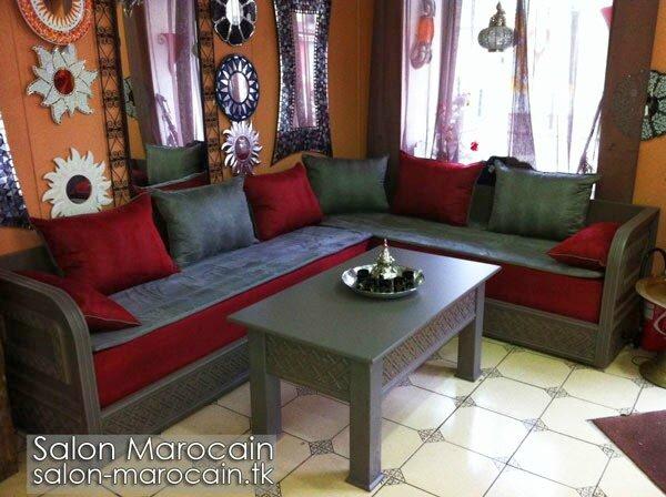 Salon Marocain Mauve - drewsebooks.com -