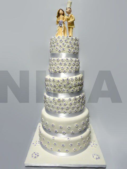 Wedding cake nina couto
