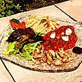 Assiette italienne