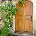 Des portes et une expo à vaison-la-romaine