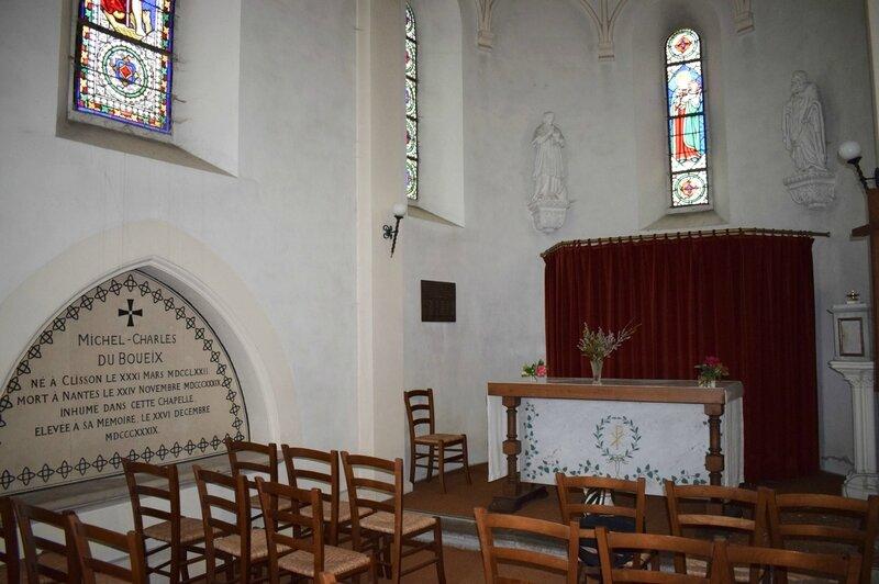 Chapelle du Prieure 1
